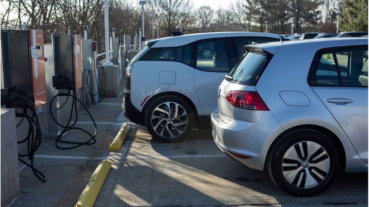 ChargePoint Unveils New Express Station