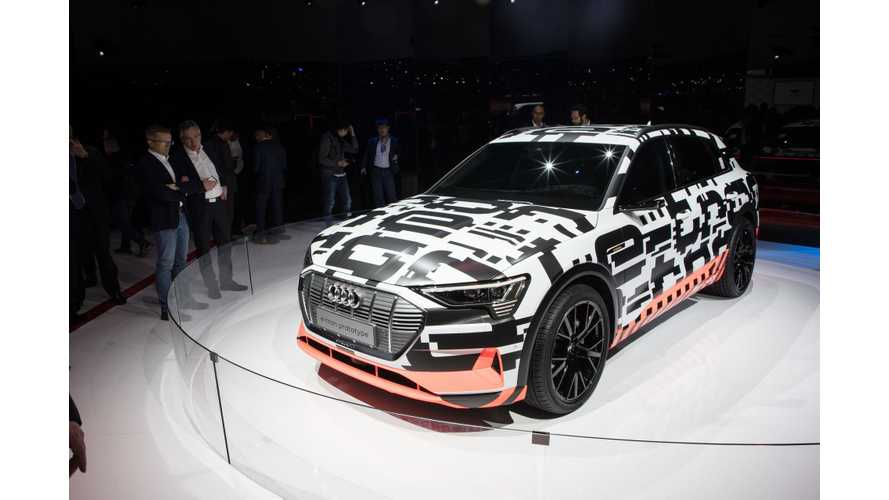 Audi Announces e-Tron Pricing In Germany, Expect ~$100,000 In U.S.