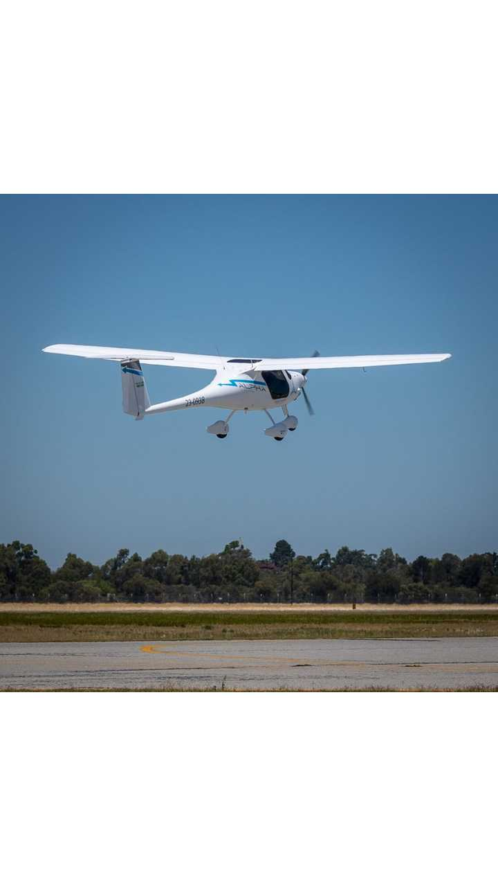 First Electric Aircraft To Enter Serial Production Takes