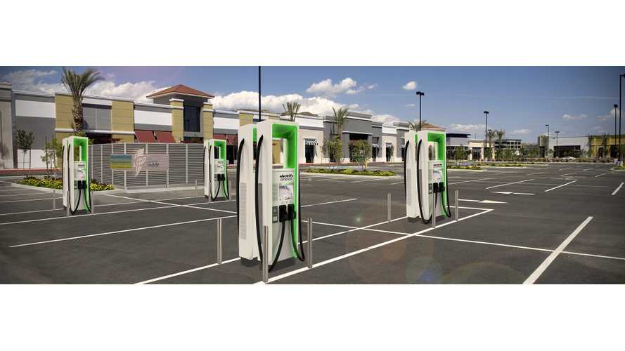 Electrify America Selects Contractors For Ultra Fast Chargers In U.S.