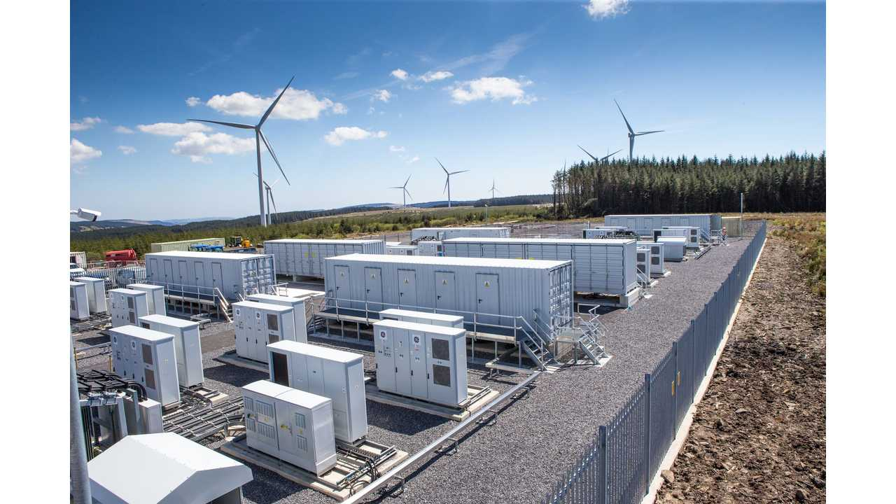 Vattenfall Launches 16.5 MWh ESS In UK Using 500 BMW i3 Batteries