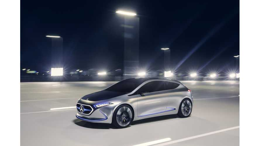 Daimler Denies Reported Battery Shortages Causing Electric Car Delays