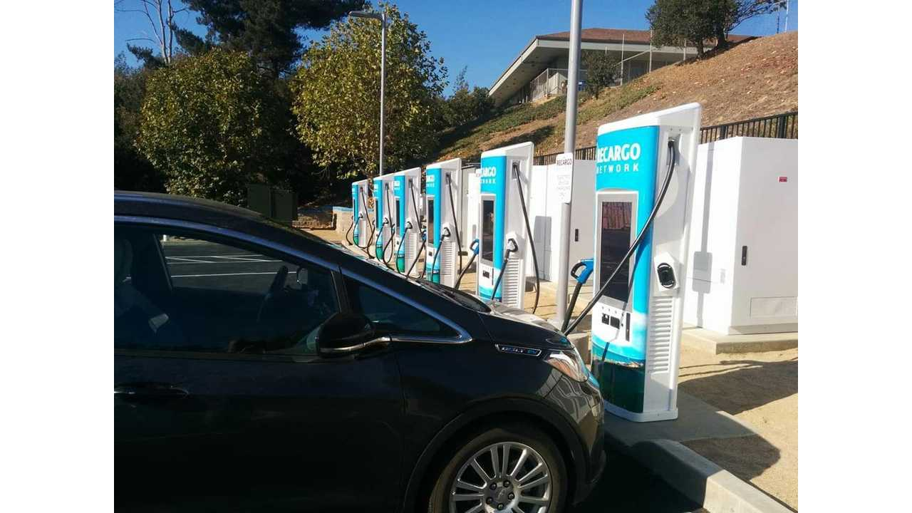 Recargo Launches Its First Ultra-Fast Charging Station In California