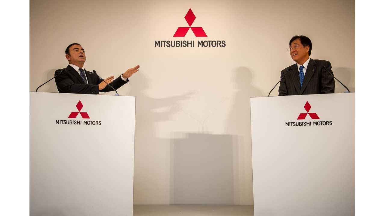 Carlos Ghosn Discharged As Mitsubishi's Chairman of the Board