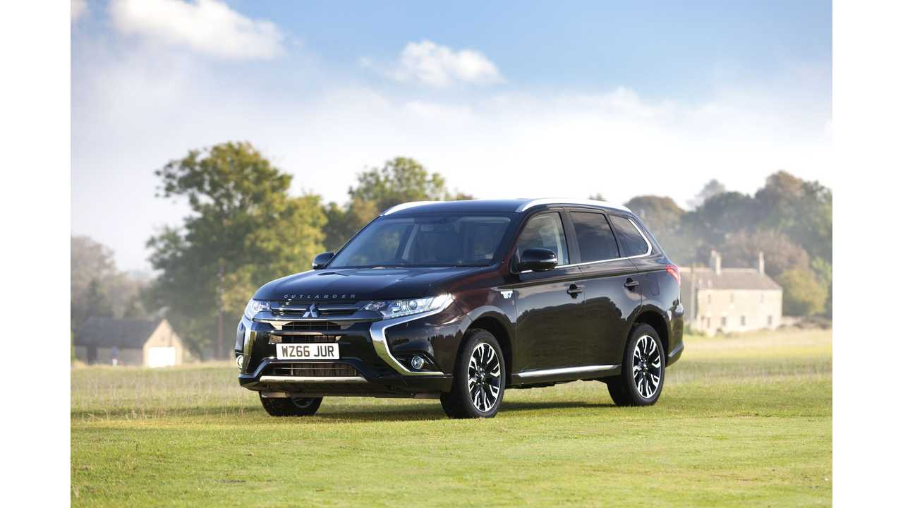 Mitsubishi Again Promises Looming Launch Of Outlander PHEV In U.S., Fool Me Once...