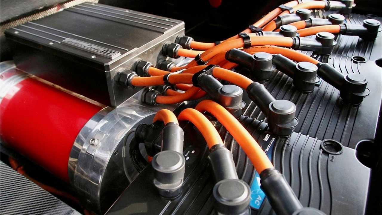 Electric Ferrari 308 GTS