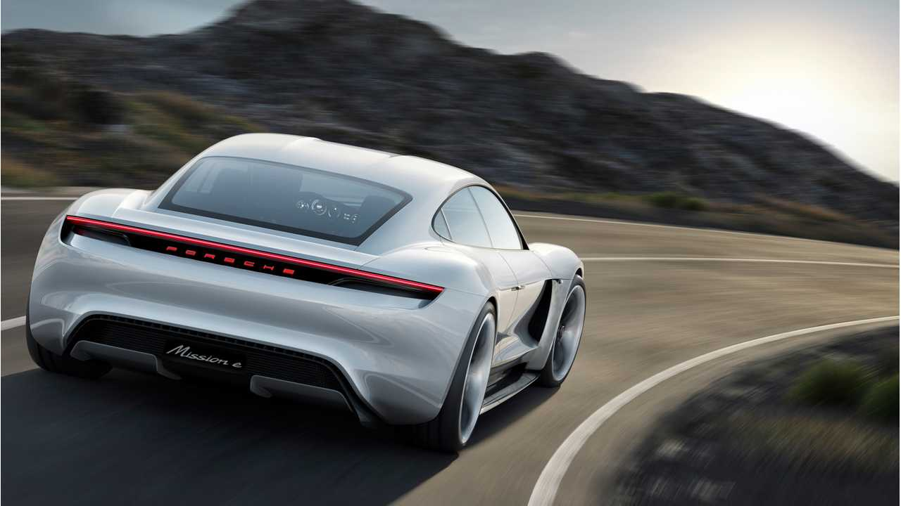 Porsche Exec On Mission E Charging At 800 Volts, Battery Tech, More