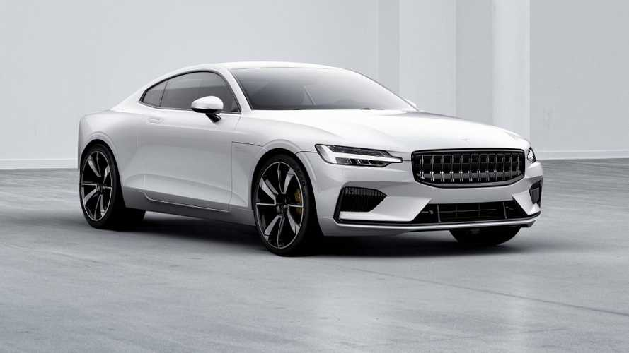 PHEV Polestar 1 Breaks Cover With 93 Miles* Of Electric Range