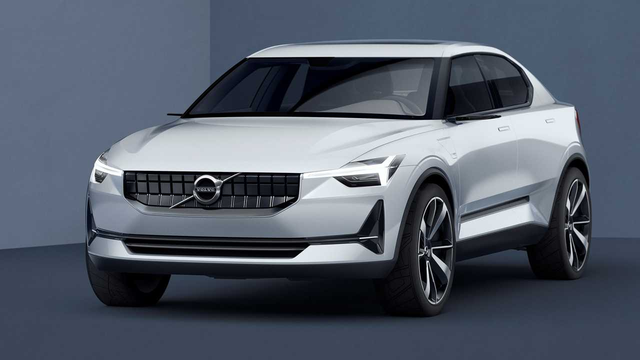 First Pure Electric Volvo To Arrive As Standalone Hatchback In 2019