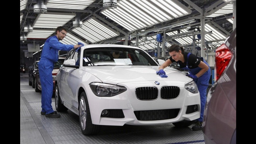 BMW confirma fábrica de US$ 1 bilhão no México; produção começa em 2019