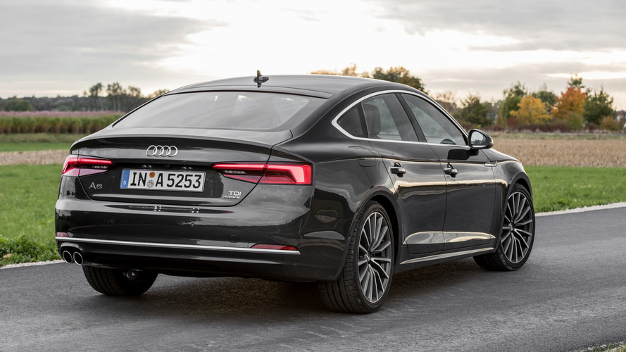 Audi A Coupe Sportback Prices Start At And In UK - Audi uk