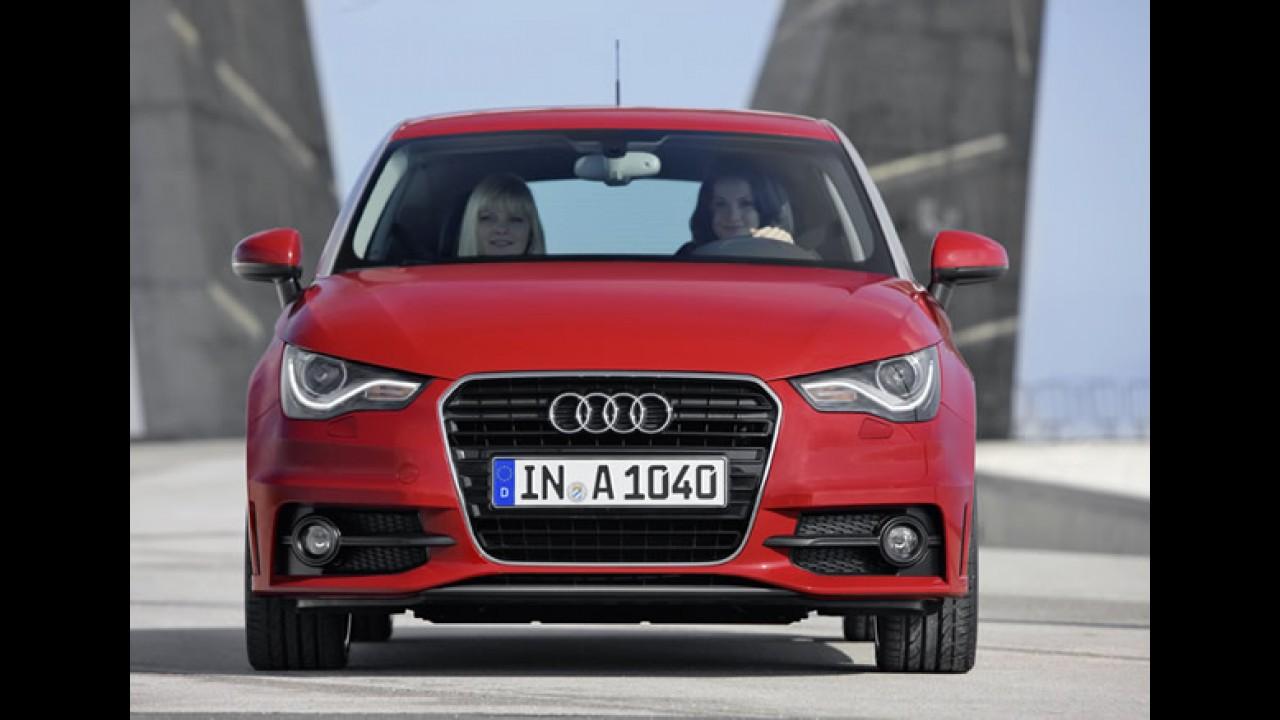 Recorde histórico para a Audi em 2010
