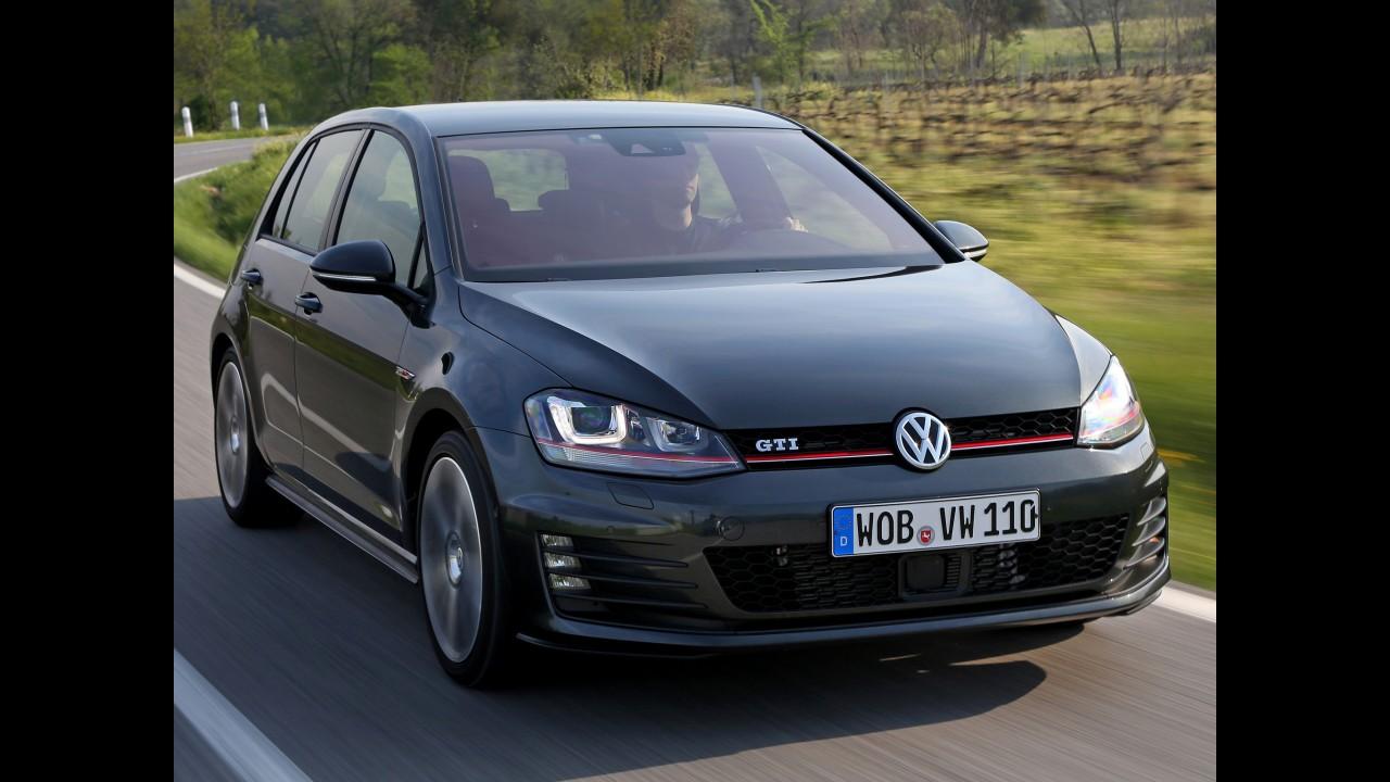 Alemanha: Grupo VW emplaca sete dos 10 mais vendidos em novembro - veja lista