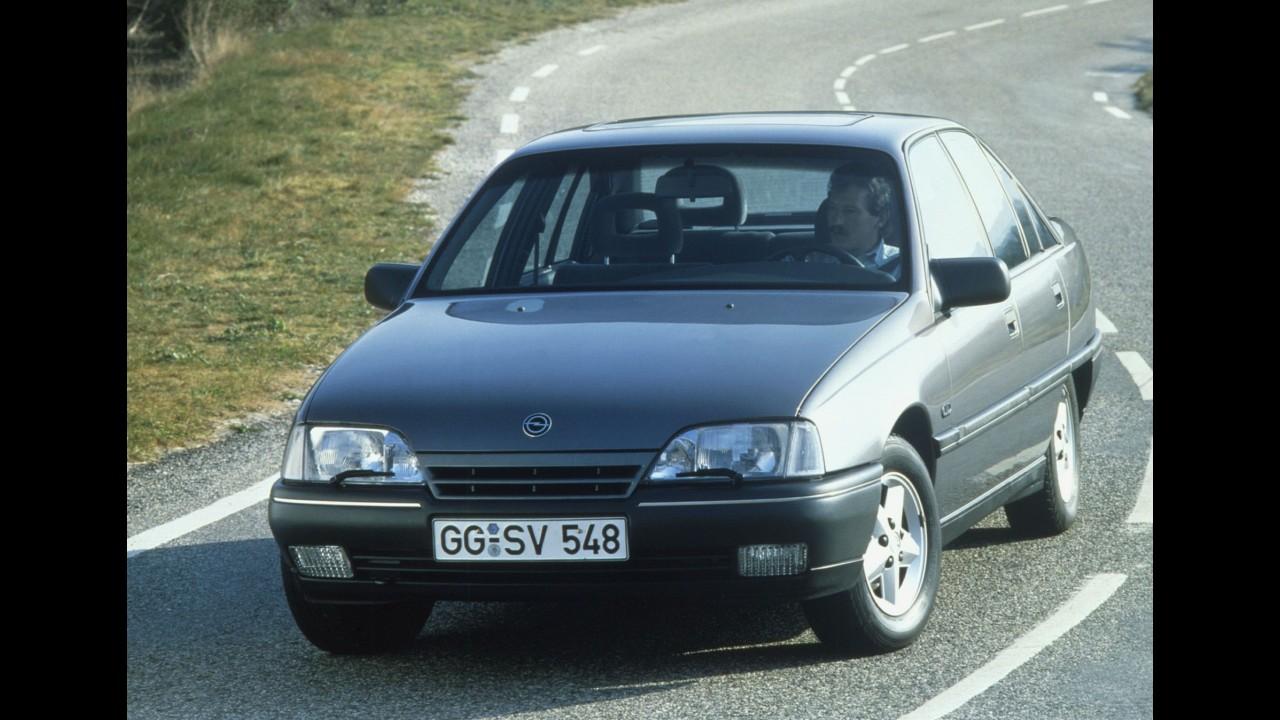 Opel pode lançar sedã de luxo maior que o Insignia