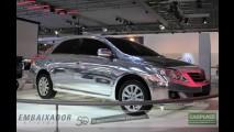 Salão do Automóvel: O brilho da Toyota é o Corolla (Cromado)