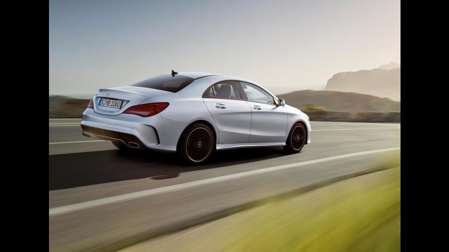 Mercedes CLA é eleito o carro mais bonito da Alemanha
