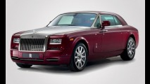 Rolls Royce venderá o Phantom