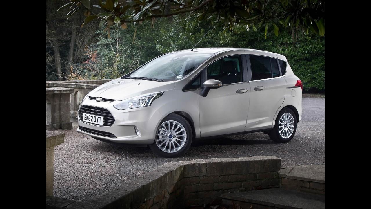Exclusivo: Ford do Brasil já trabalha no projeto B516, versão de sete lugares da B-Max