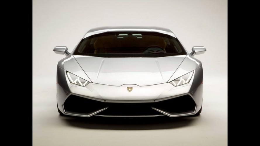 Lamborghini Huracán, a supermáquina de 610 cv, custará o equivalente a R$ 592 mil no Reino Unido
