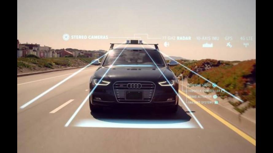 Carro autônomo já é realidade: empresa lança sistema pelo equivalente a R$ 22 mil