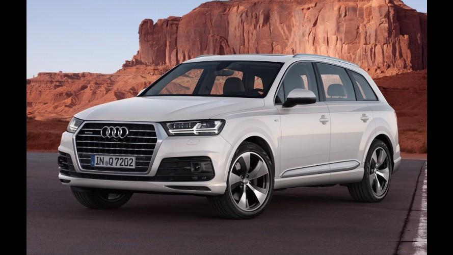 """Q8? Audi lançará """"big SUV"""" maior que o Q7 em 2020, afirma chefão"""