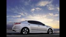 Los Angeles: Kia apresenta o Optima Híbrido