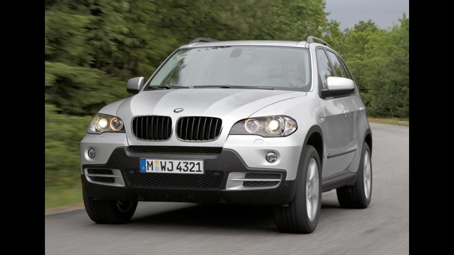 BMW anuncia Recall do X5