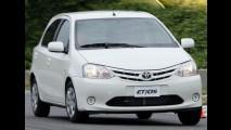 Vídeo: Toyota Etios em movimento - Veja os detalhes do novo compacto japonês