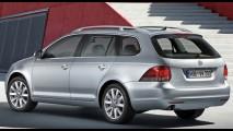VW mostra o Novo Golf Variant 2010 - Geração anterior é vendida no Brasil como Jetta Variant