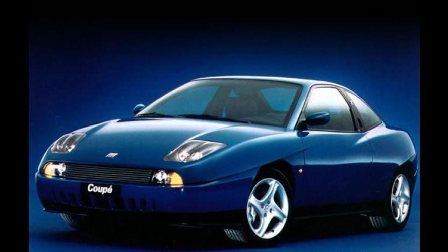 """Carros para sempre: Coupé foi a """"Ferrari"""" da Fiat"""
