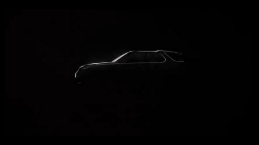 Land Rover confirma apresentação do conceito Discovery Vision em Nova York