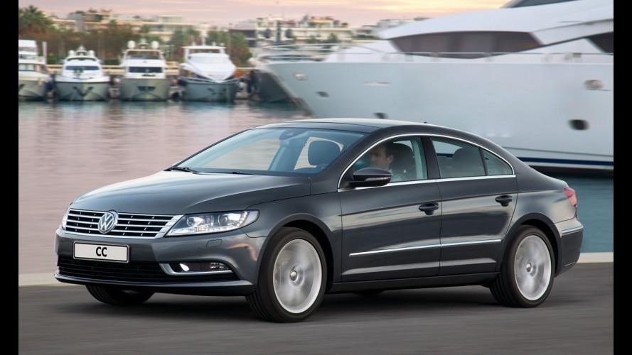 Novo Volkswagen CC chega oficialmente ao Brasil com preço sugerido de R$ 208.024