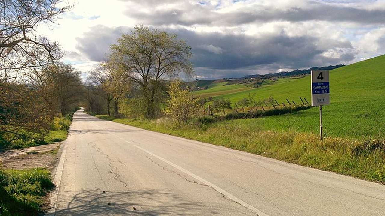 Copertina strada provinciale