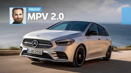 Nuova Mercedes Classe B, la MPV che diverte e rassicura