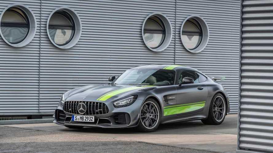 Black Series, Mercedes-AMG GT R Pro'ya rağmen gelecek