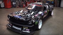 Ken Block's 1,400-HP Hoonicorn Mustang