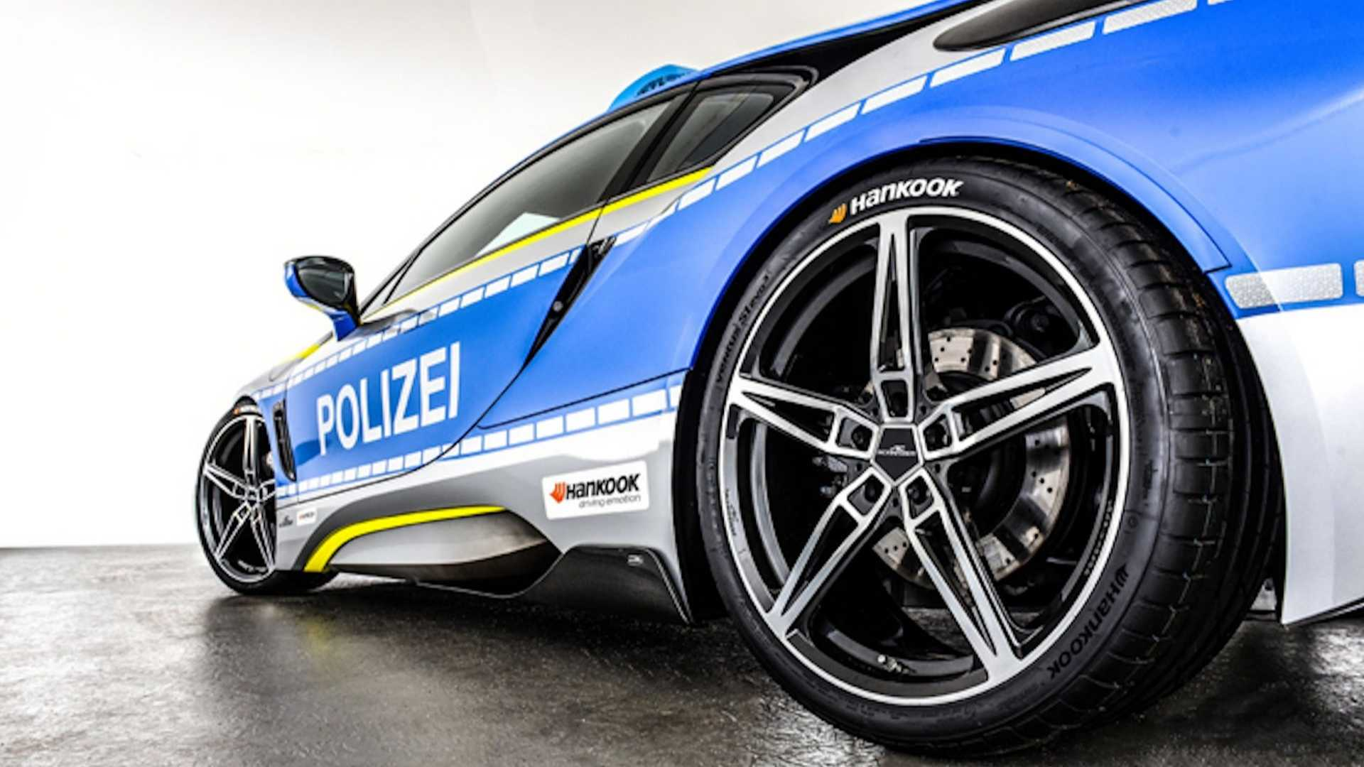 Ac Schnitzer Bmw I8 Is What All Police Cars Should Look Like