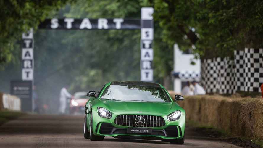 Watch The 2017 Goodwood Festival Of Speed Live