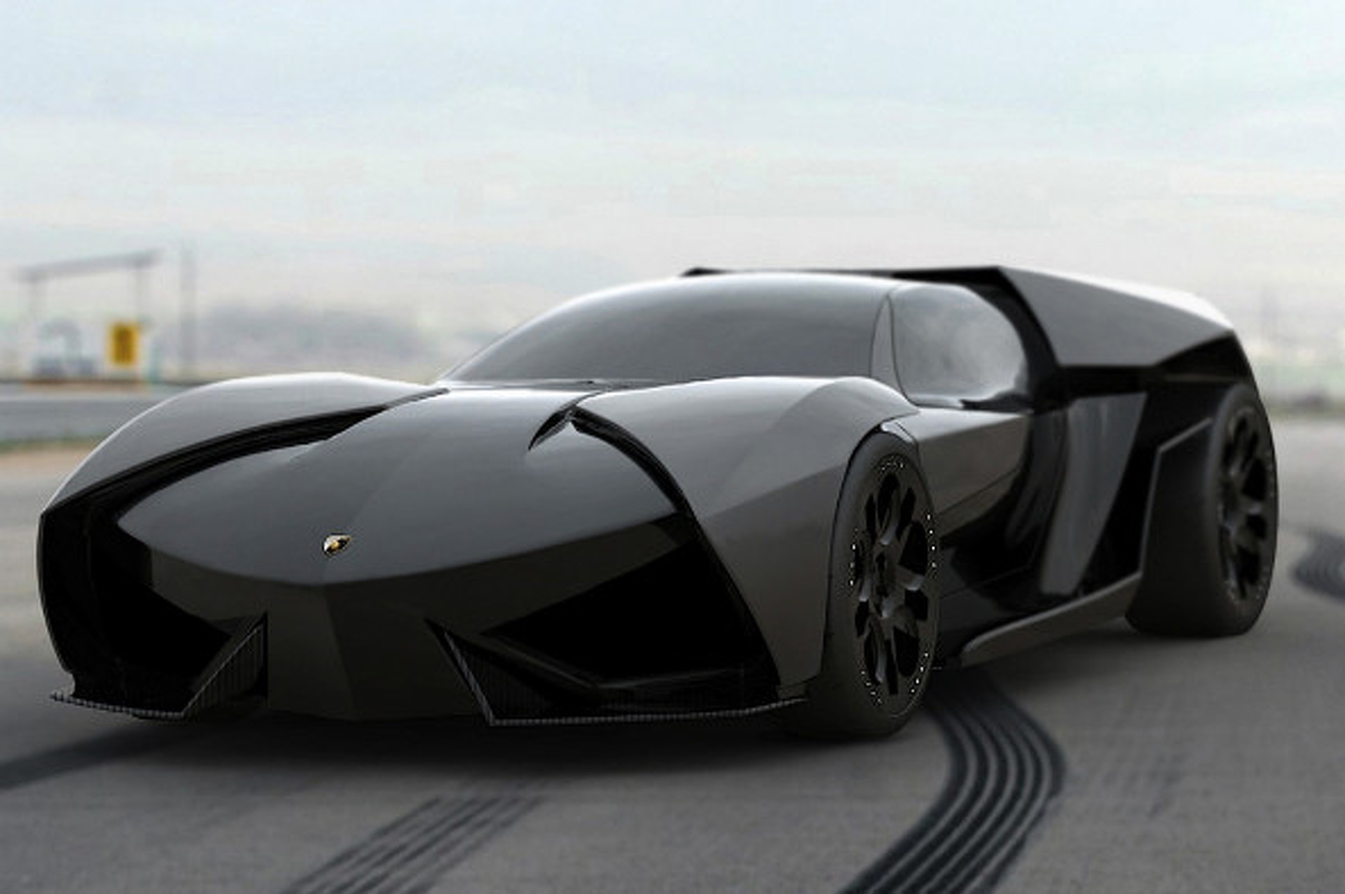 The Ankonian Concept Doing Lamborghini Differently