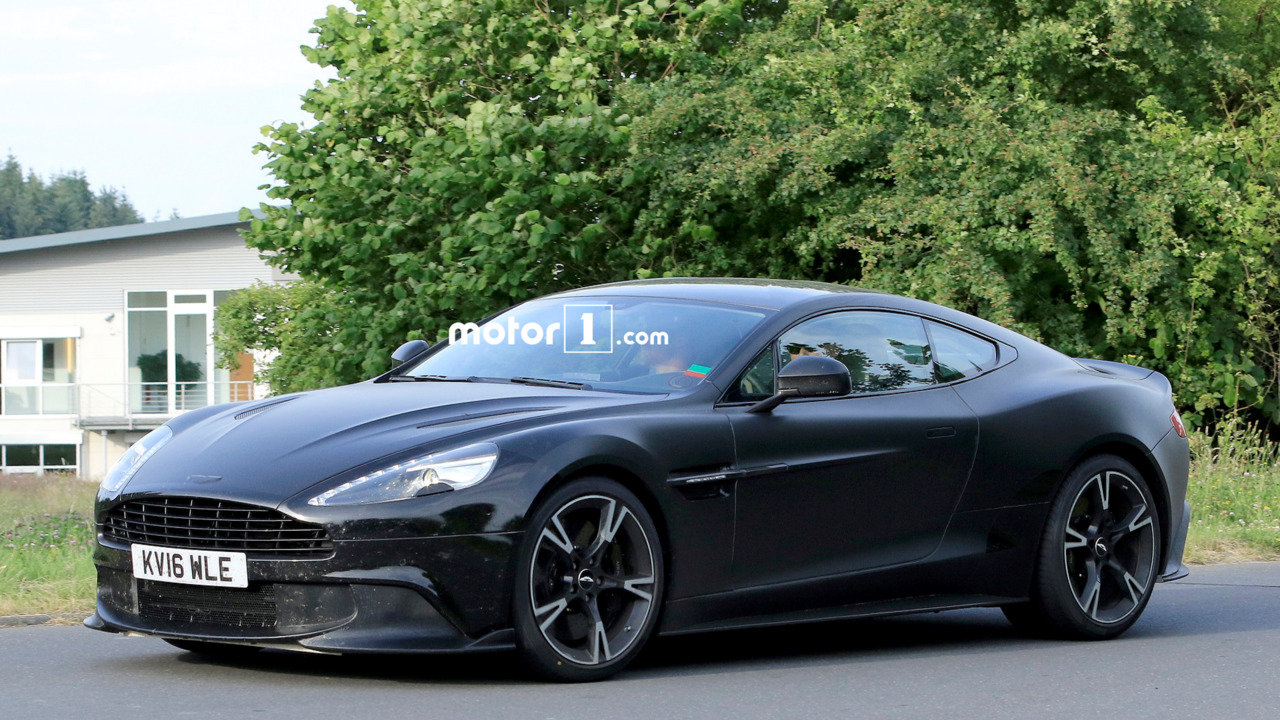 Aston Martin Vanquish S Spy Shots Motorcom Photos - Aston martin vanquish s