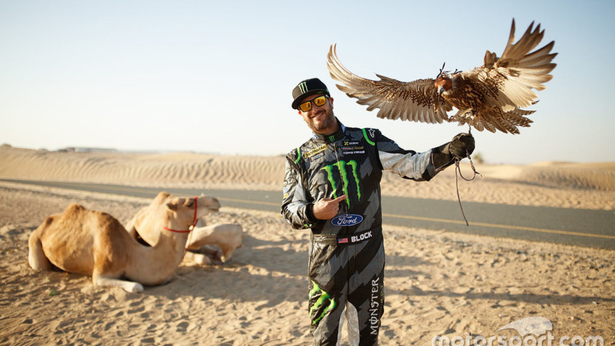 """Ken Block's Gymkhana 8: """"We are trying to break the internet!"""""""
