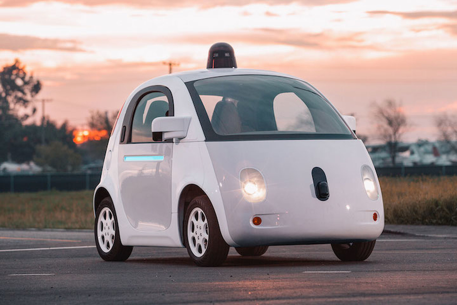 Google's Self-Driving Proving Ground Has Seriously Awesome Street Names