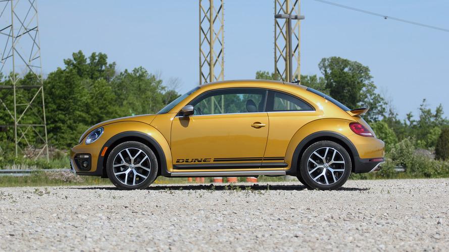 2016 Volkswagen Beetle Dune: İnceleme