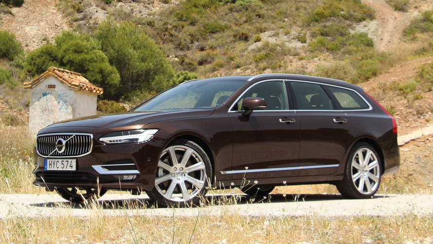 2017 Volvo V90: Review