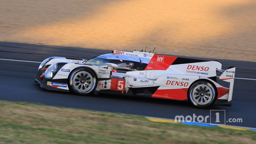 "Toyota on Le Mans heartbreak: ""The last lap never ended"""