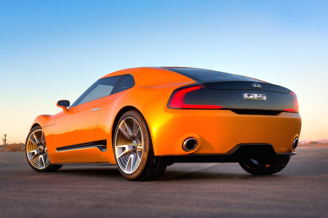 Kia Needs to Stop Building Luxury Cars And Start Building Sporty Cars