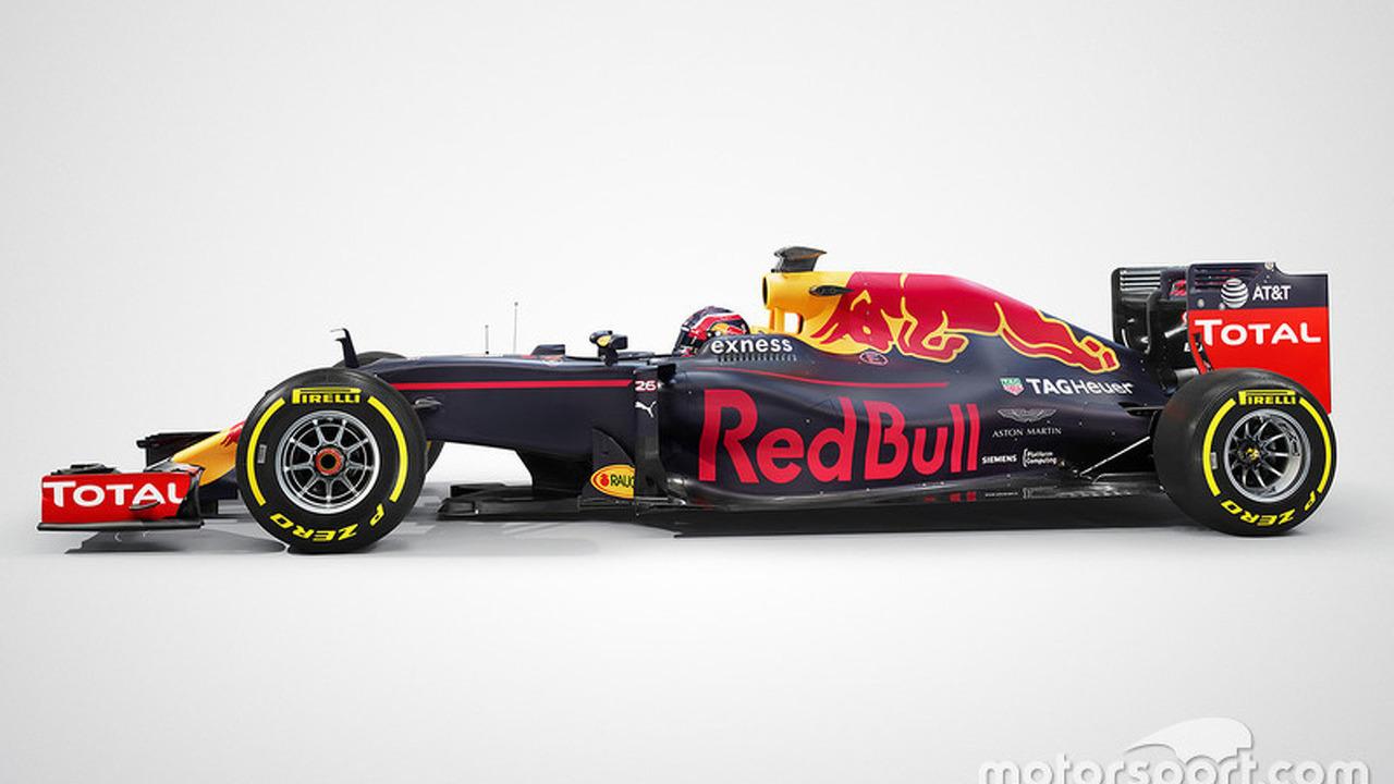 Red Bull Racing Rb12 With Aston Martin Logo Motor1 Com Photos