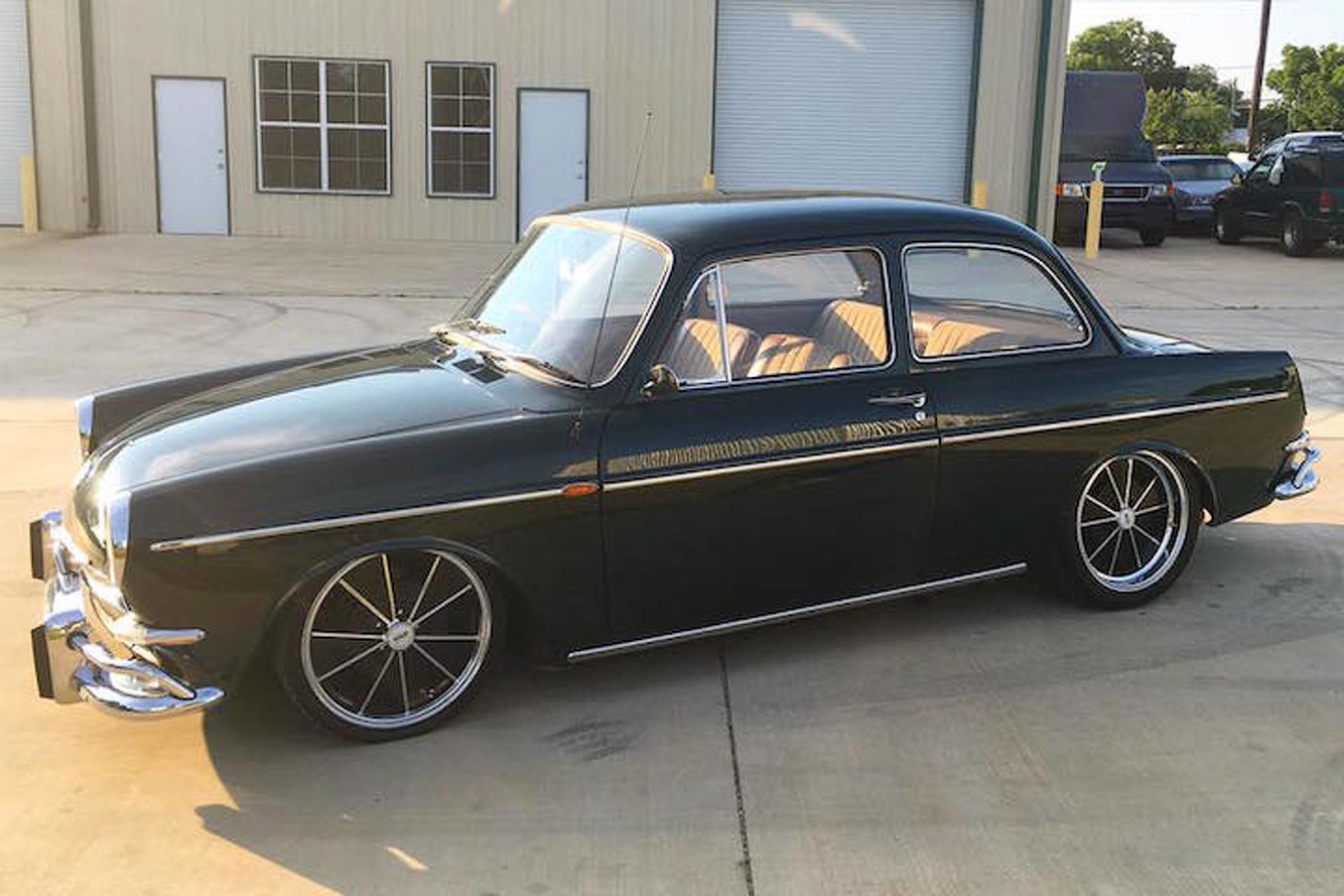 Jesse James is Parting Ways With His Handsome Volkswagen Type 3 Notchback