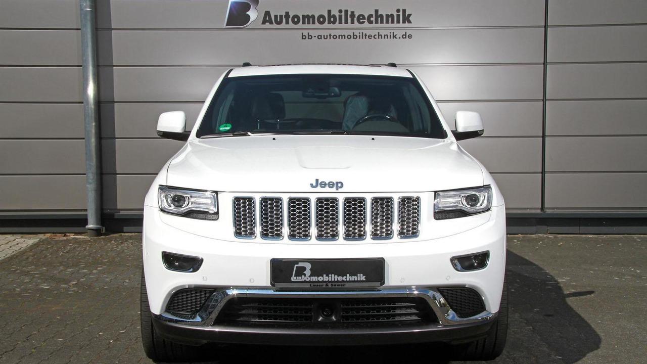 Jeep Grand Cherokee by B&B Automobiltechnik