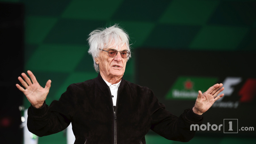 F1 needs three people to replace Ecclestone 2